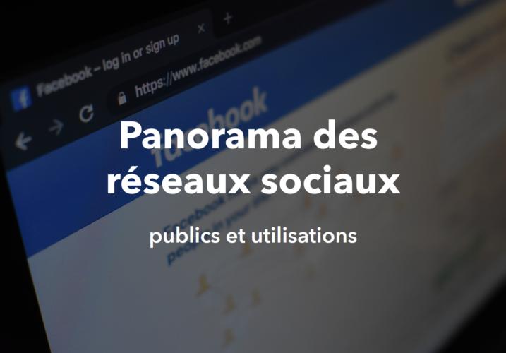 PDC - Panorama des réseaux sociaux